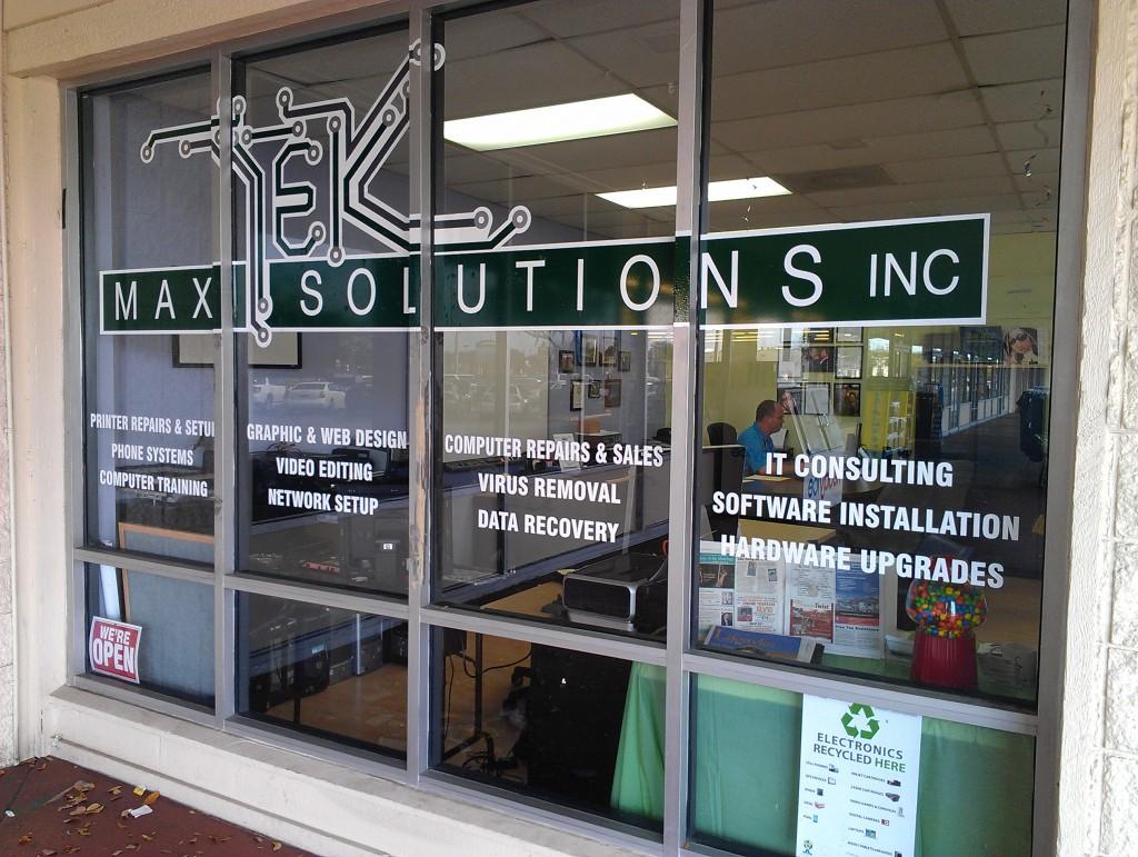 MaxTEK Solutions